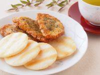 9月はおせんべいフェア/干し芋&醤油の試食会を開催!