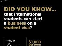 留学生でも、起業できるって知ってますか?