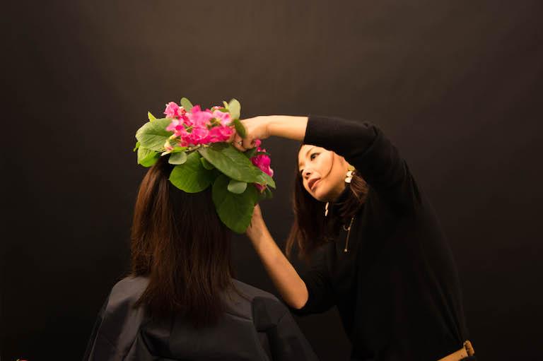 花と人を繋げ、命の美しさを表現するフローリスト/今野有加