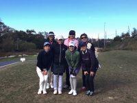 日本人会婦人ゴルフ部8月月例会を開催しました
