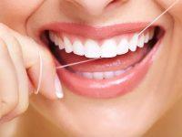 ◉今月は歯科検診無料。1日3回の歯磨きとフロスが、歯と体の健康の元!