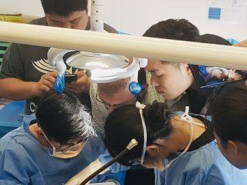 ●土曜診療!Eastwood歯科分院で歯科医対象のインプラント研修会!
