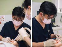 ◉インプラント前に当院自慢の最新3Dスキャナーによる精密な検診!