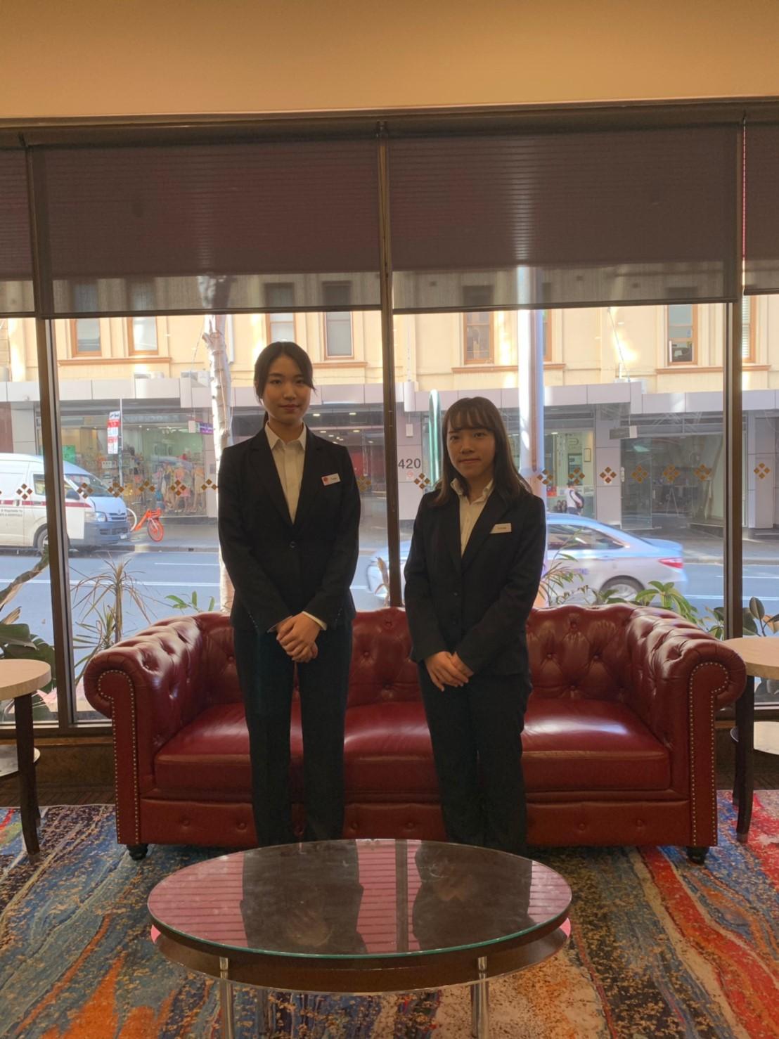 【現在募集中!人気のシドニーホテルインターンシップ】参加した大学生をインタビュー!!