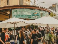 10月のシドニーイベント/120種類ものクラフトビールの祭典