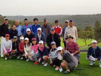 第4回総領事館杯日本人会ゴルフ部・婦人ゴルフ部合同コンペ開催