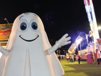 11月のシドニーイベント/幽霊伝説から生まれたお祭りが開催
