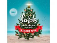 12月のクイーンズランドイベント/海辺のクリスマスイベント