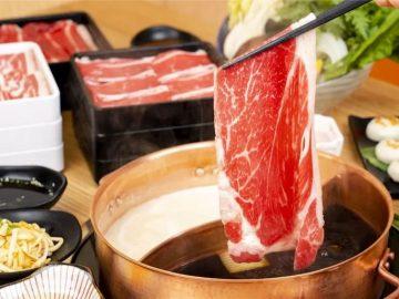 夏はコレ!伊豆野菜村の種類豊富なお肉とピリ辛スープをご紹介