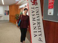 タスマニア大学に行ってきました!