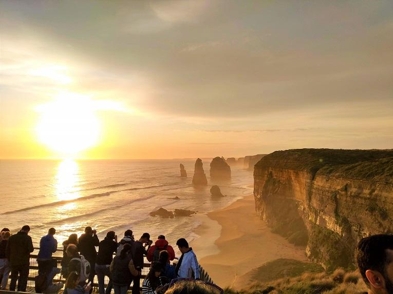 人気のグレートオーシャンロードツアーでオーストラリアを体感!