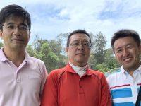 2020年日本人会ゴルフ部1月度例会を開催しました