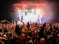 2月のシドニーイベント/一夜限りのEDMライブが開催