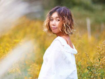 歌手のリサ・ハリムさんはマーヴォコーのアンバサダーです。