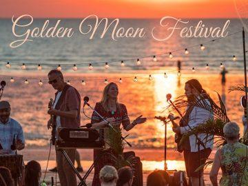 3月のゴールドコーストイベント/神秘的な満月と音楽に癒されて