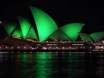 3月のシドニーイベント/シドニーが緑色に染まる1日を楽しもう