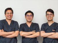 ◉シティにマイケル歯科医。「い〜してください」全員日本語インストラクション可!