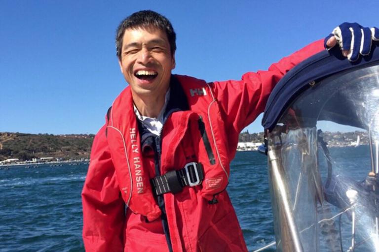 【講演会中止のお知らせ】全盲セーラー岩本光弘氏の講演会