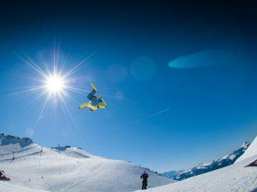 スキーリゾートに無料で住めるインターンシップ