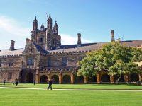 高卒からOK!名門シドニー大学へ入学するための準備コース