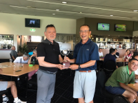 2020年第5回総領事館杯日本人会ゴルフ部・女子ゴルフ同好会合同コンペ開催