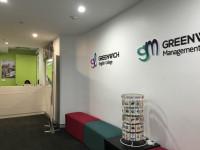 たった6週間/学期の専門学校、Greenwich Management College