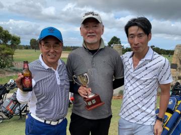 2020年日本人会ゴルフ部10月度例会を開催しました