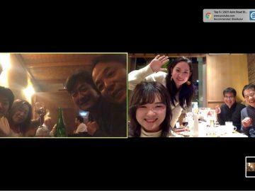 シドニー⇄甲府オンライン同時LIVE「無尽」初開催!! シドニーやまなし県人会