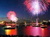 まだ大晦日の予定が決まっていない方必見!クルーズ船から花火を観てみませんか?