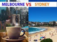 シドニーVSメルボルン 結局どっちが住みやすい?