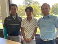2021年日本人会ゴルフ部2月度例会を開催しました