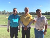2021年日本人会ゴルフ部4月度例会を開催しました