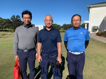 2021年日本人会ゴルフ部5月度例会を開催しました