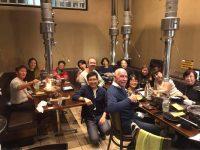 シドニーやまなし県人会「無尽」開催@「すみの家」レストラン(幹事:チャーリー中村)