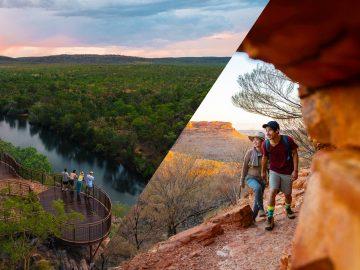 オーストラリア・ノーザンテリトリー観光情報公開のお知らせ