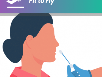 日本入国に必須のPCR検査証明書発行!インフル予防接種やっています