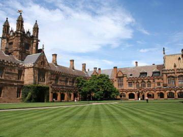 最古の名門校 シドニー大学MBAコースのご紹介