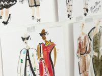 1年のファッションデザインコースで世界へ羽ばたこう