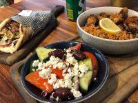 シドニーのギリシャ料理屋さん